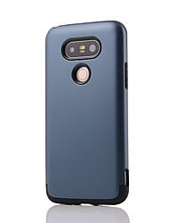 Per lg k10 k5 caso shock copertura posteriore caso cassa dura solido per lg lg k10 lg k5 lg g5 lg g4 lg g3