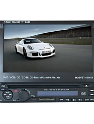 Supporto pannello digitale lettore DVD dell'automobile 7inch touch screen LCD 1DIN ipod.bluetooth.stereo schermo radio.gps.touch