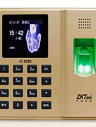 JC-F608 Fingerprint Attendance-Free Software Attendance