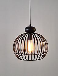 cheap -Retro Pendant Light Ambient Light - Designers, 110-120V 220-240V Bulb Not Included