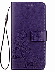 cheap -For Redmi Note 3  Mi Max  Card Holder / Wallet / with Stand /Clover Pattern Case Full Body Case Mandala Hard PU Leather Redmi Note 2 Redmi 2 Mi Note 2
