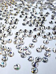 1440pcs Unha Arte Decoração strass pérolas maquiagem Cosméticos Prego Design Arte