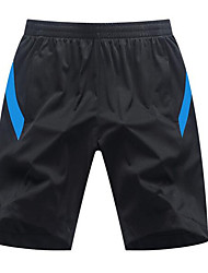 cheap -Men's Running Shorts Quick Dry Soft Comfortable Shorts Bottoms Running/Jogging Exercise & Fitness Racing Basketball Cotton Polyester Loose