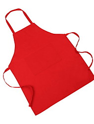 cheap -High Quality 1pc Textile Apron Protection, Kitchen Cleaning Supplies
