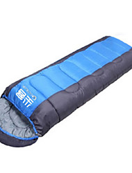 cheap -Sleeping Bag Outdoor 10°C Envelope / Rectangular Bag Well-ventilated Waterproof Portable Windproof Rain-Proof Foldable Sealed for Camping