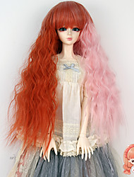 cheap -Synthetic Wig Straight Women's Carnival Wig Halloween Wig Doll Wig Synthetic Hair