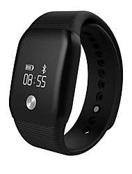 cheap -Smart Bracelet iOS Android Touch Screen Heart Rate Monitor Water Resistant / Water Proof Calories Burned Pedometers Health Care Distance