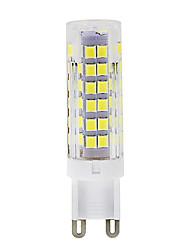 cheap -4W E14 G9 LED Corn Lights T 75 SMD 2835 350-400 lm Warm White Cold White K Decorative AC 220-240 V