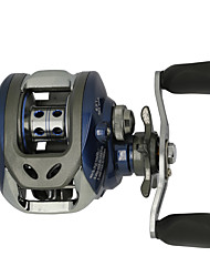 Anmuka Fishing Reel Baitcast Reels 6.3/1 10 Ball Bearings Right-handed / Left-handedSea Fishing / Spinning / Jigging Fishing / Freshwater Saltwater