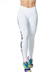 Print Legging , Cotton / Spandex Medium