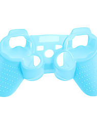 cheap -PS3 Controller Noctilucent Protective Case Silicone Skin bag
