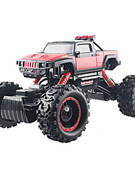 cheap -RC Car 2.4G 4WD High Speed Drift Car Off Road Car Rock Climbing Car Buggy (Off-road) 1:14 KM/H Remote Control / RC Rechargeable Electric