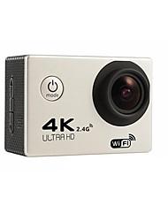 F60R Sports Action Camera 16MP 4000 x 3000 WiFi Adjustable Waterproof wireless 30fps 6x ±2EV 2 CMOS 32 GB H.264English French German