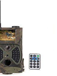 Недорогие -HC300M Камера охотничьего следа / скаут-камера 1080p 12 Мп CMOS цвет 1280x960