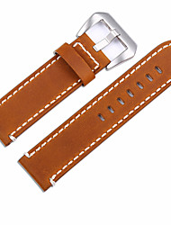 cheap -High Quality Handmade Retro Leather Band for Fitbit Blaze Watch Bands for Fitbit