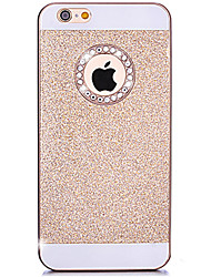 Diamond Bling Glitter Cover Case with Back Hole for iPhone 7 7 Plus 6s 6 Plus SE 5s 5