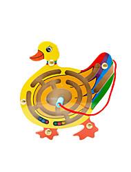 Gioco educativo Puzzle Labirinto Giocattoli Anatra Novità Da ragazzo Da ragazza 1 Pezzi