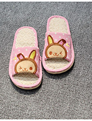 cheap -Traditional House Slippers Women's Slippers Fabric Fabric
