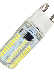 G9 G8 LED Corn Lights T 80 leds SMD 3014 Dimmable Decorative Warm White Cold White 380lm 2800-6000K AC 220-240 110-120V
