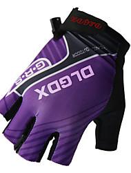 Недорогие -Спортивные перчатки Анатомический дизайн Влагопроницаемость Пригодно для носки Дышащий Износостойкий Ударопрочность Фитиль Защитный Стреч