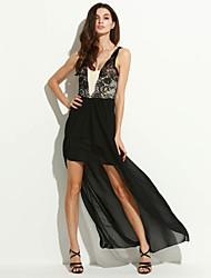kvinders glamourøse maxi dress