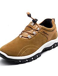 abordables -Homme Chaussures Polyuréthane Printemps / Automne Confort / bottes slouch Chaussures d'Athlétisme Randonnée Gris / Jaune / Bleu