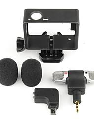 Micro Pour-Caméra d'action,Gopro 4 Universel