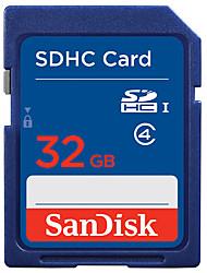 SanDisk 32GB SD Kart hafıza kartı 4. Sınıf