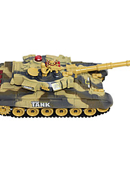 cheap -RC Car YQ9993 2.4G Tank 20km/h KM/H Remote Control / RC / Rechargeable / Electric