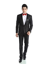 cheap -Tuxedos Tailored Shawl Collar Single Breasted Viscose