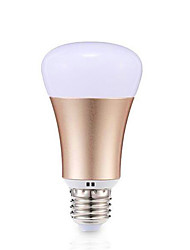cheap -E27 85v-265v 5W Mobile Phone APP Control Colorful Color Dimming Light Music Intelligent WiFi Bulb