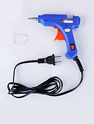 cheap -The Crab Kingdom Model Making Tools Hot Melt Glue Gun Small Glue Gun Mini Hot Melt Glue Gun Necessary Glue Guns