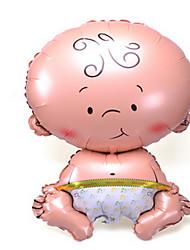 Недорогие -Воздушные шары Игрушки Персонаж фильма Надувной Мальчики Девочки Куски
