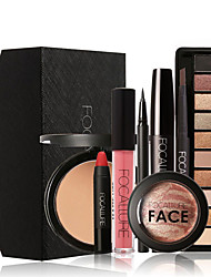 FOCALLURE 8Pcs Pro Cosmetics Kit