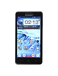 "baratos -Lenovo P780 5.0 "" Android 4.2 Smartphone 3G ( Chip Duplo Quad Core 8 MP 1GB + 4 GB Cinzento )"