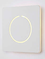 cheap -AC 85-265 12W LED Integrated Modern/Contemporary Painting Feature for LED,Ambient Light Wall Sconces Wall Light