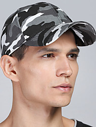 cheap -Unisex Vintage Casual Cotton Military Hat Baseball Cap - Leopard