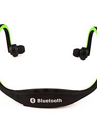 Недорогие -HEADPHONES / Беспроводные спортивные наушники / Рулевая колонка / Стерео наушники Bluetooth Водонепроницаемость, Sweatproof, Отмена шума, Наушники с микрофоном, Hifi Stereo