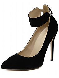 Недорогие -Жен. Обувь Лакированная кожа Микроволокно Весна Лето Оригинальная обувь Обувь на каблуках Для прогулок На шпильке Цветы для Свадьба