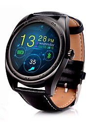 cheap -Smart Watch MTK2502 Bluetooth Gesture Call Message Reminder Heart Rate Monitor Smartwatch For Apple Huawei Android IOS Phone