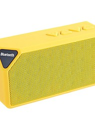 economico -altoparlanti bluetooth senza fili 2.0 CH All'aperto / Supporto FM / Stereo / Mini / Supporto memory card