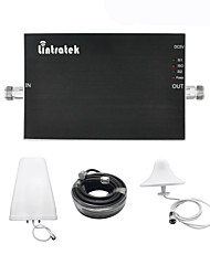 Lintratek® 3G GSM Signal Repeater Cell Phone Signal Booster GSM 900Mhz 2100Mhz W-CDMA Dual Band Signal Amplifier