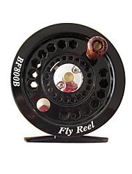 Fiskehjul / Isfiskehjul Flue Hjul / Trolling Spoler 1:1 0 Kuglelejer HøjrehåndetIsfikeri / Ferskvandsfiskere / Generel Fiskeri /