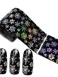abordables -Glitters Clásico Accesorio para herramienta de arte de uñas Glitters Clásico Alta calidad Diario