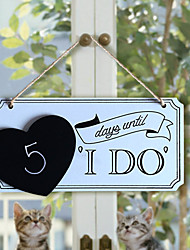 Wedding Birthday Engagement Wedding Party Wood Wedding Decorations Garden Theme Spring Summer Fall Winter