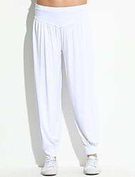 cheap -Women's Loose Loose Sweatpants Pants - Solid Low Rise
