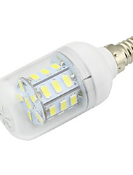 cheap -2W E14 LED Corn Lights T 27 SMD 5730 150-200 lm Warm White Cold White K Decorative AC85-265 DC 12 V 1pc