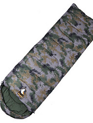 Sleeping Bag Slumber Bag Single 10 DownX50 Camping Traveling IndoorWell-ventilated Waterproof Portable Windproof Rain-Proof Foldable