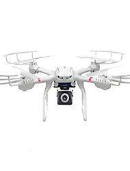 levne -RC Dron MJX X101 4Kanály 6 Osy 2.4G RC kvadrikoptéra Jedno Tlačítko Pro Návrat / Headless Režim RC Kvadrikoptéra / Dálkové Ovládání / Šroubovák