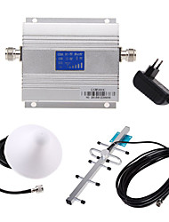 cheap -New LCD GSM 900MHz Cell Phone Signal Booster Amplifier  Antenna Kit